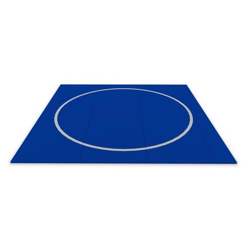 FlexiRoll Lutte avec cercle pédagogique - SportCom - 10x10