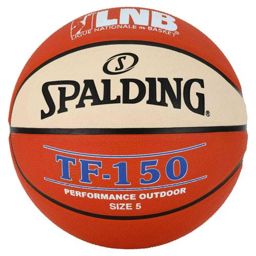 Ballon basket - Spalding TF150 LNB taille 5