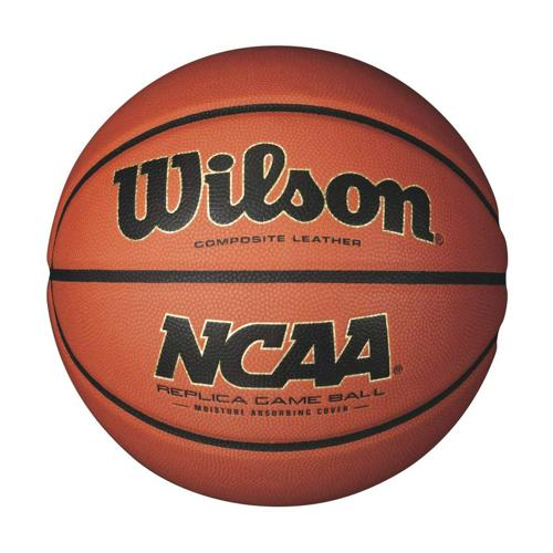 Ballon basket - Wilson replica NCAA taille 7
