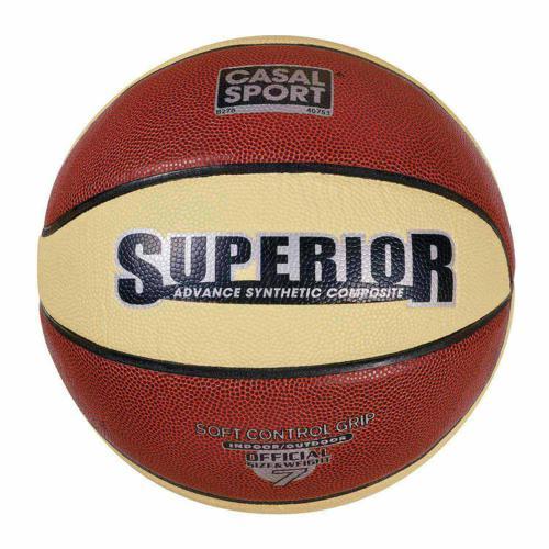Ballon de basket Casal Superior Soft Control Grip ASC (3 tailles)