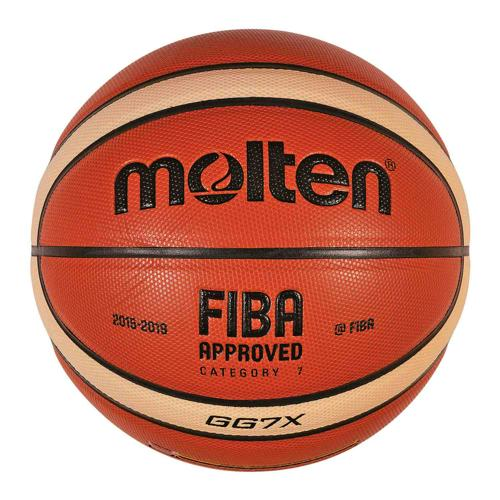 Ballon basket - Molten - GGX FFBB FIBA