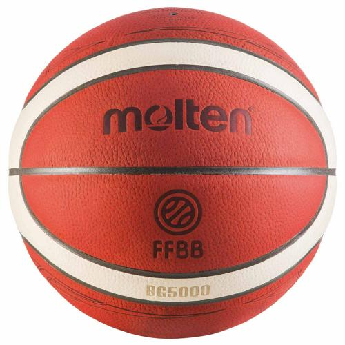 BALLON T.7 BG5000 FFBB/FIBA MOLTEN