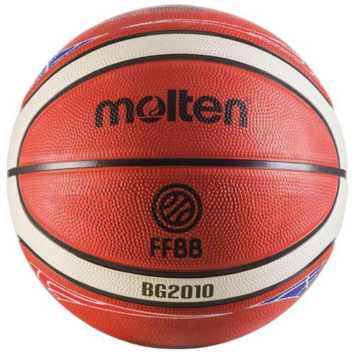 Ballon basket - Molten BG2010 FFBB FIBA taille 6
