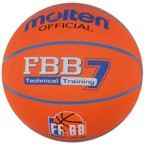 Ballon de Basket Molten T.7 FFBB TRAINING