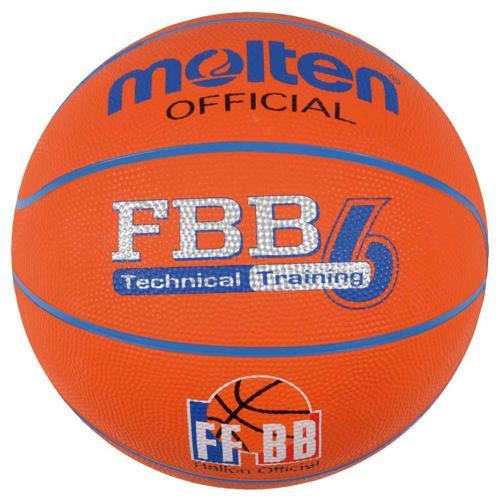Ballon de Basket Molten T.6 FFBB TRAINING