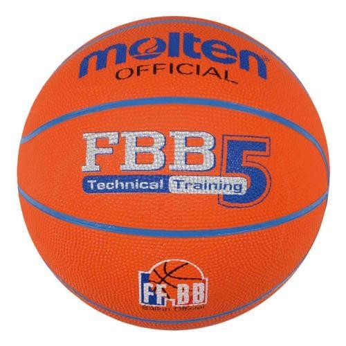 Ballon basket - Molten - FBB FIBA taille 5