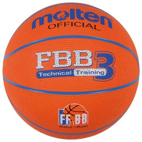 Ballon basket - Molten - FBB FIBA taille 3