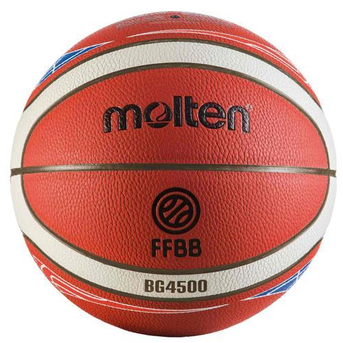 Ballon basket - Molten BG4500 FFBB FIBA taille 7