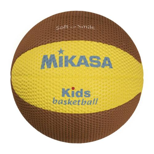 Ballon de Basket-ball T. 5 SOFT & SMILE Kids MIKASA