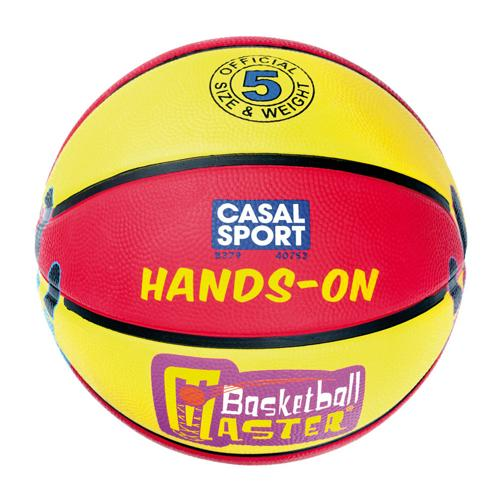 Ballon de basket Casal Sport Hands-on