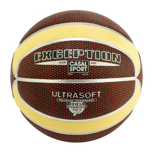 Ballon de basket Casal Sport Exception Cellular Ultrasoft UCT