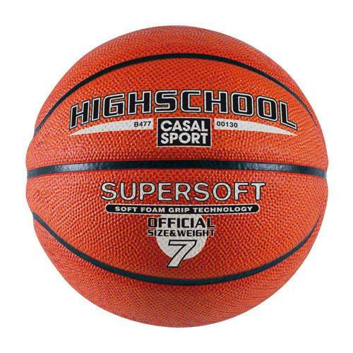 Ballon de basket Casal Sport Highschool Supersoft