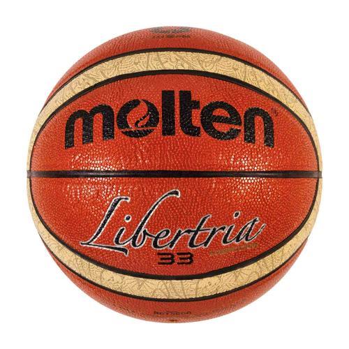 Ballon 3X3 FFBB Molten Libertria Officiel B6T5000