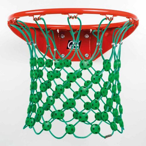 Filet Panier de Basket Antivandalisme coloris Vert