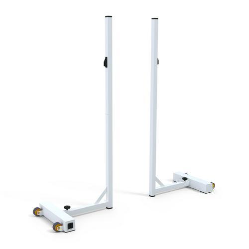 Paire de poteaux à lester Badminton Loisir GES