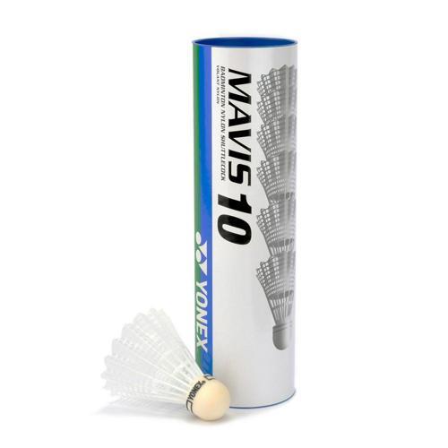 Volants Yonex Mavis 10 blanc