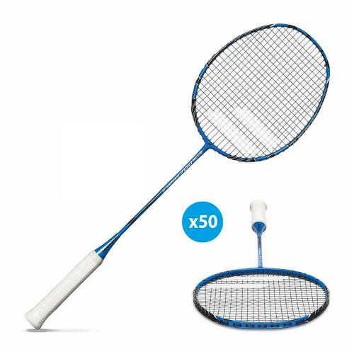 Lot de 50 Raquettes de badminton - Babolat - serie 700