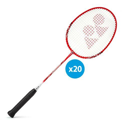 Lot de 20 raquettes Yonex B7000