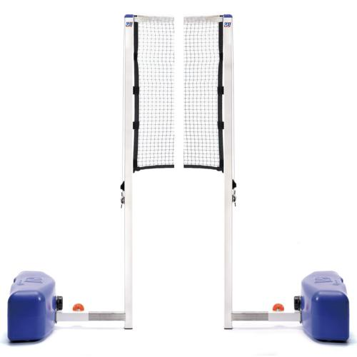 Poteaux de badminton GES éco Regular