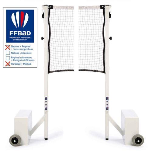 Poteaux FF Badminton CN CR PF17-2009
