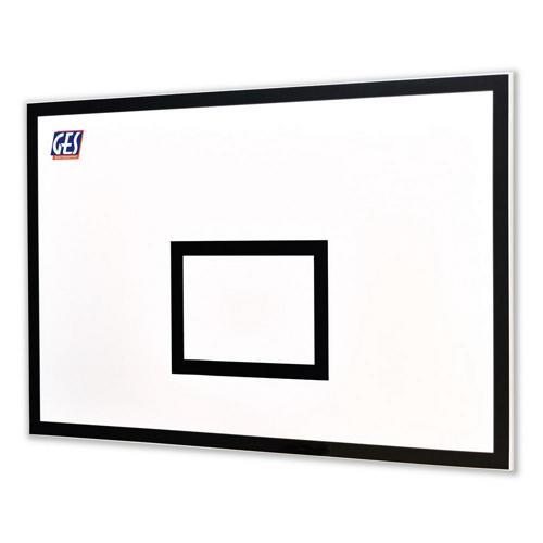 Panneau de basketball GES 180 x 120 cm