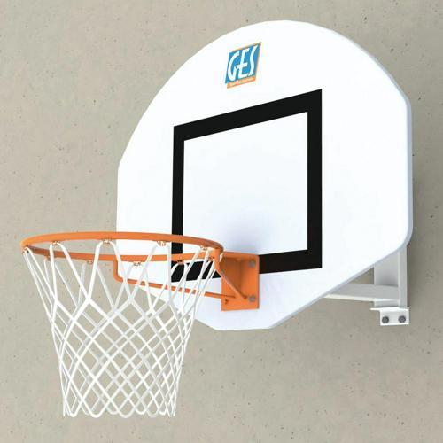 But de basket mural hauteur fixe GES