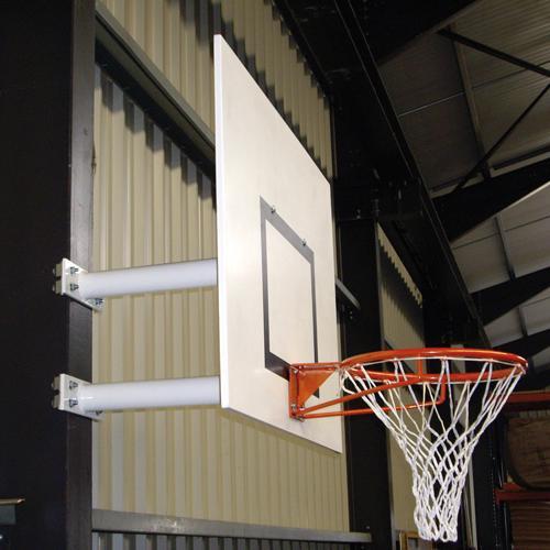 But de basket mural à hauteur fixe de 2,60m ou 3, 05m / l'unité