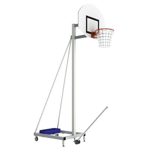 But de basket mobile à hauteur fixe de 3, 05m et deport de 0, 60 m / l'unité