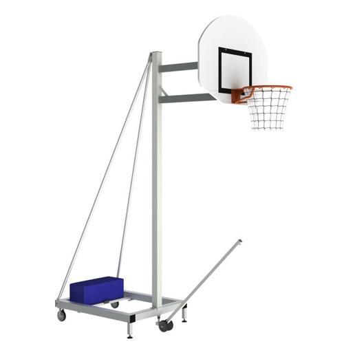 But de basket mobile à hauteur fixe de 2, 60m et deport de 1 m / l'unité