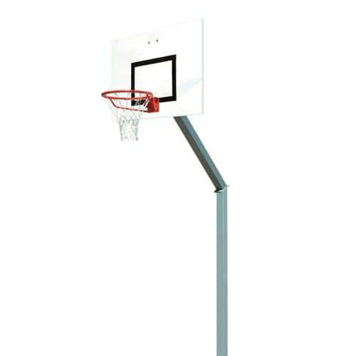 But de basket 3,05m déport 1,20m à sceller