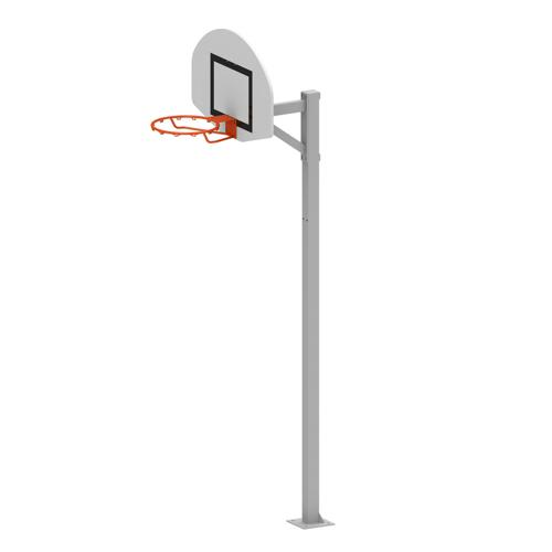 But de basket 2,60m ou 3,05m déport 60 cm sur platine