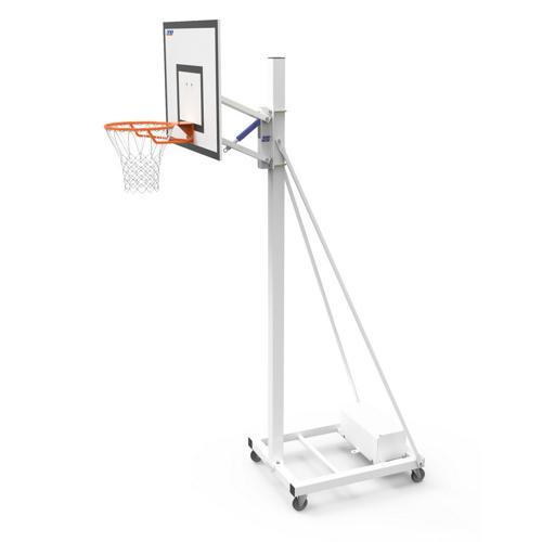 But de basket mobiles GES hauteur réglable 2,60m/3,05m par vis sans fin