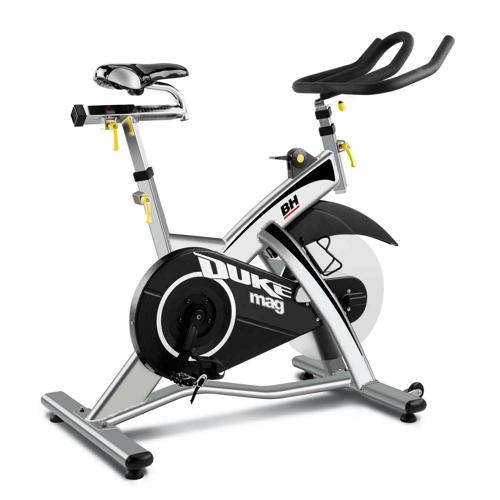 Vélo de spinning BH Hi-Power Duke Magnétique sans compteur