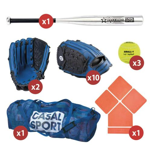 Pack Softball Chicago Casal Sport
