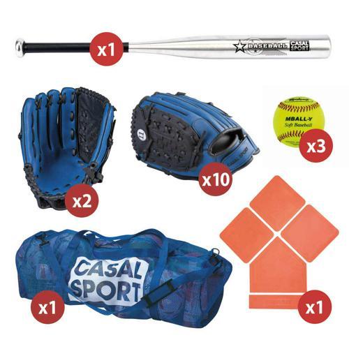 Pack Baseball New York Casal Sport
