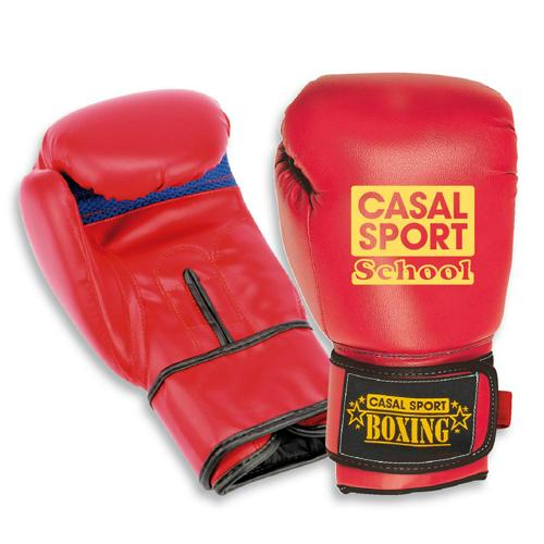 Gants multiboxe School Casal Sport