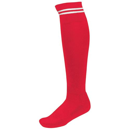 Chaussette Now One Rouge/Blanc