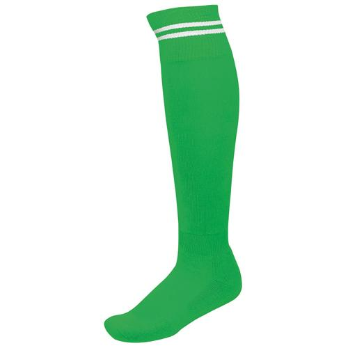 Chaussette Now One Vert/Blanc