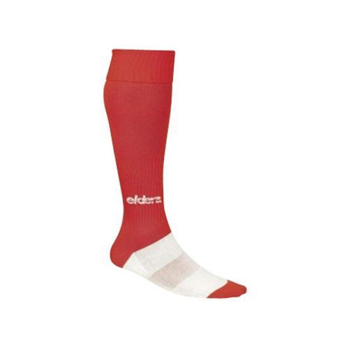 Chaussettes Eldera Basic rouge