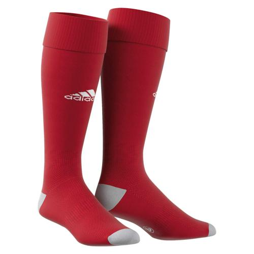 Chaussettes adidas milano rouge blanc