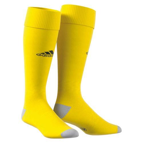 Chaussettes adidas milano jaune noir
