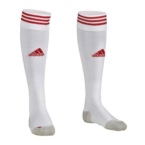 Chaussettes adidas Adisock blanc rouge