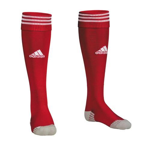 Chaussettes adidas Adisock rouge blanc