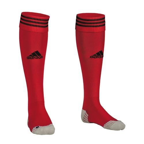Chaussettes adidas Adisock rouge noir