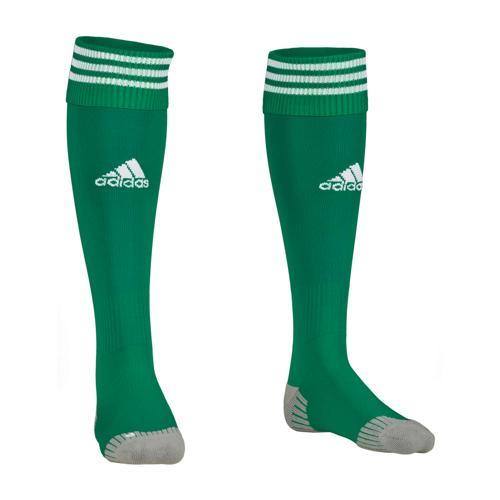 Chaussettes adidas Adisock vert blanc