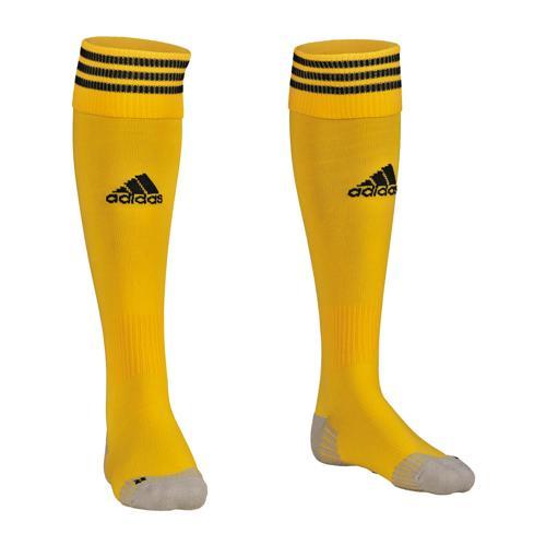 Chaussettes adidas Adisock jaune noir