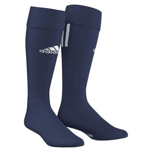 Chaussettes adidas SANTOS 3 STRIPES Marine/Blanc