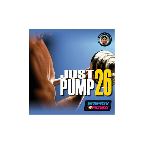 CD fitness Just Pump Vol 26