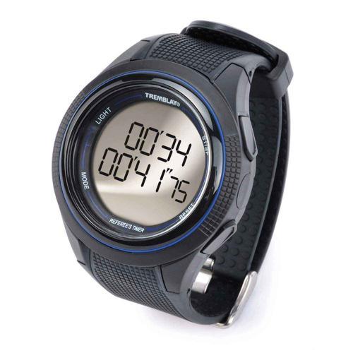 Montre-chronomètre spéciale arbitre