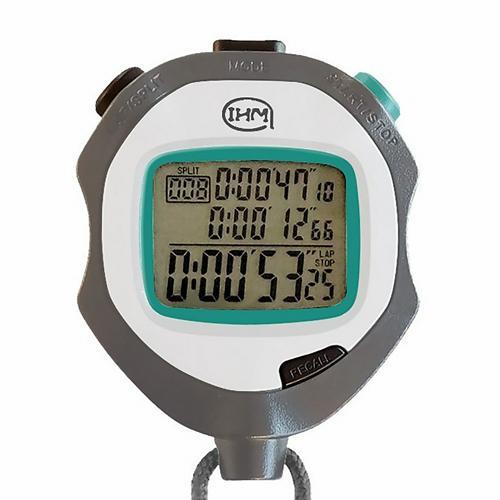 Chronomètre - IHM - 3 lignes - 200 mémoires